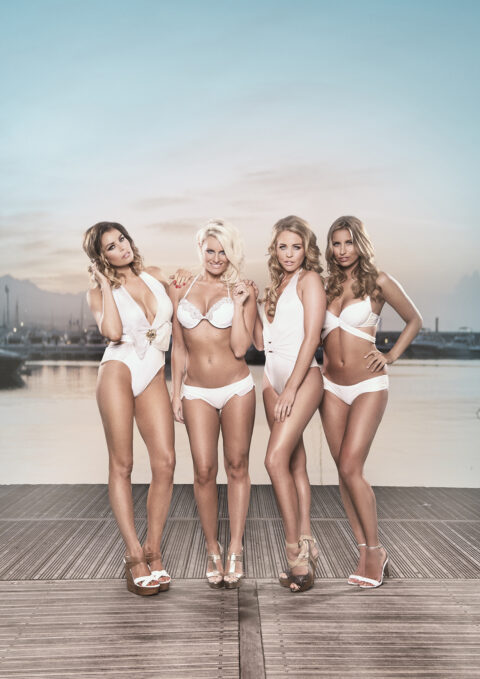 TOWIE Girls cover MAYFIELD ART FN